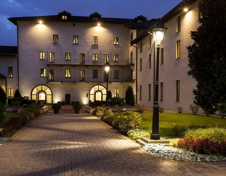 GRAND HOTEL VILLA TORRETTA MILAN SESTO